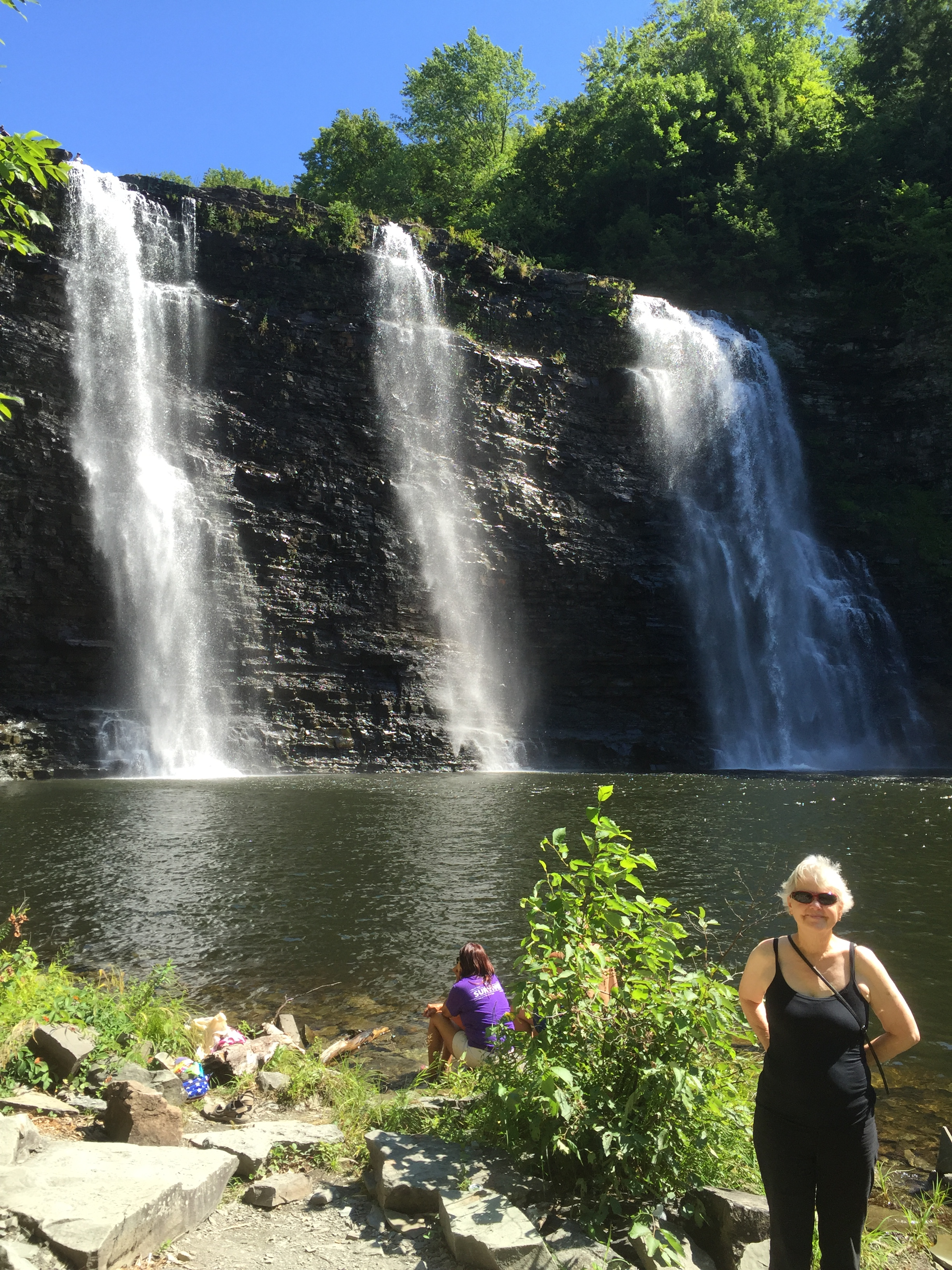 Salmon River Falls (bottom)